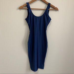 American Apparel Blue Dress